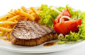 REPAS STEAK FRITES - DISCO