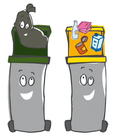 Nouvelle collecte des ordures ménagères dès le mercredi 06 janvier 2021