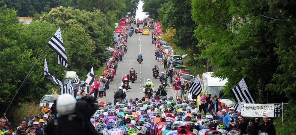 Tour de France 2021. Une arrivée à Guerlédan – Mûr-de-Bretagne le 27 juin