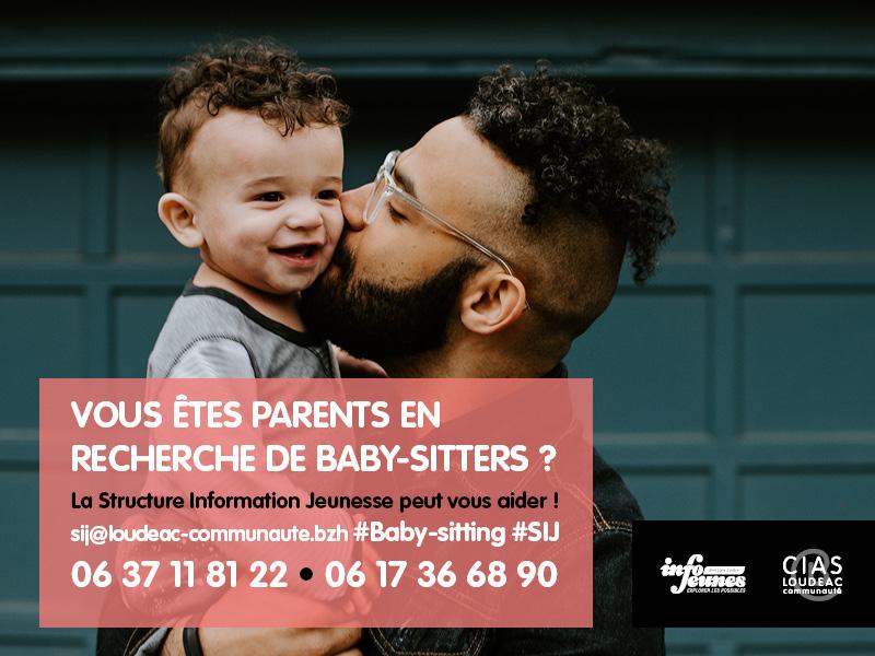 Vous êtes parents en recherche de baby-sitters ?