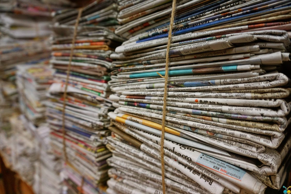 Collecte des journaux