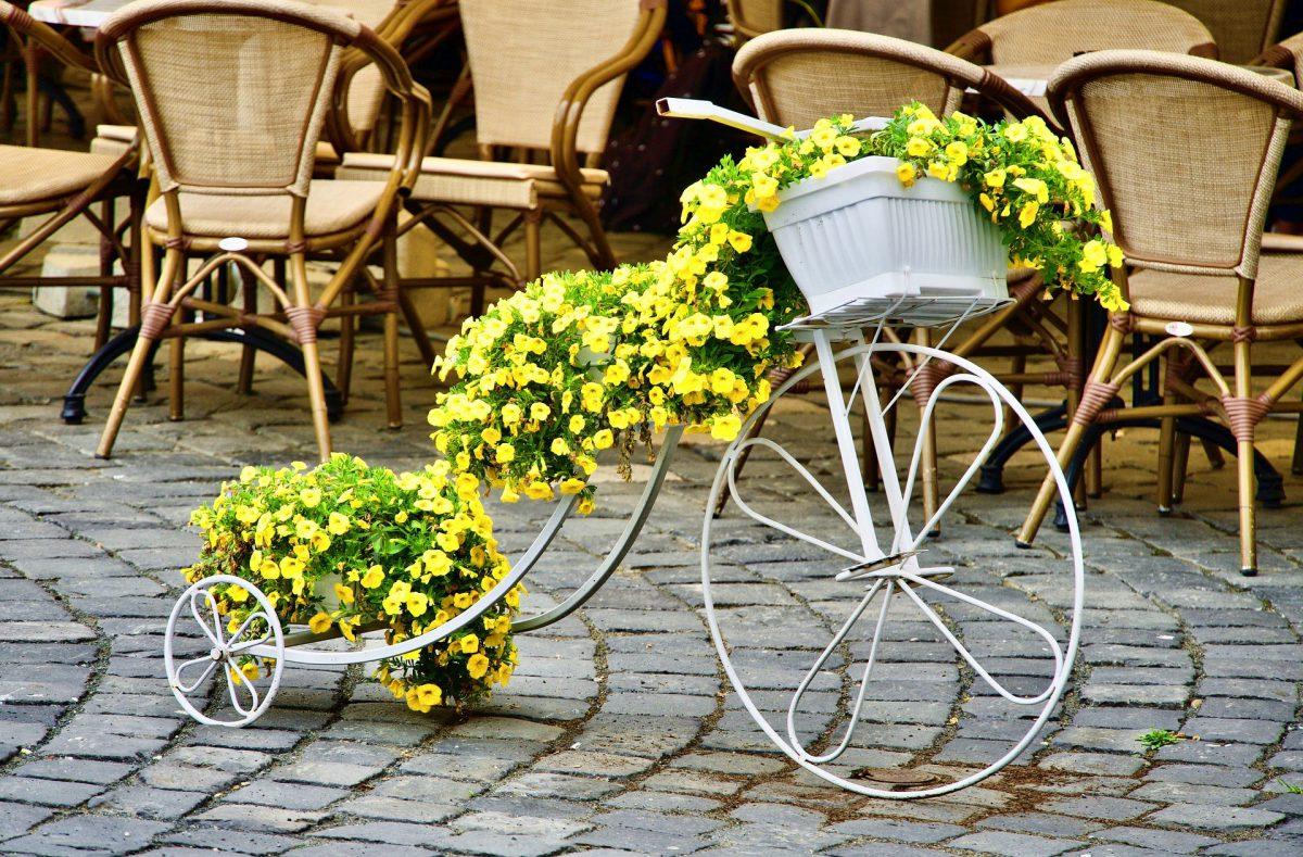 Tour de France 2021 : les «bicyclettes fleuries»