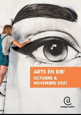 Bibliothèque de Guerlédan - Atelier découverte Street Art